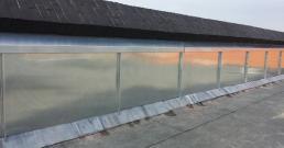 Zinken dak in Middelburg
